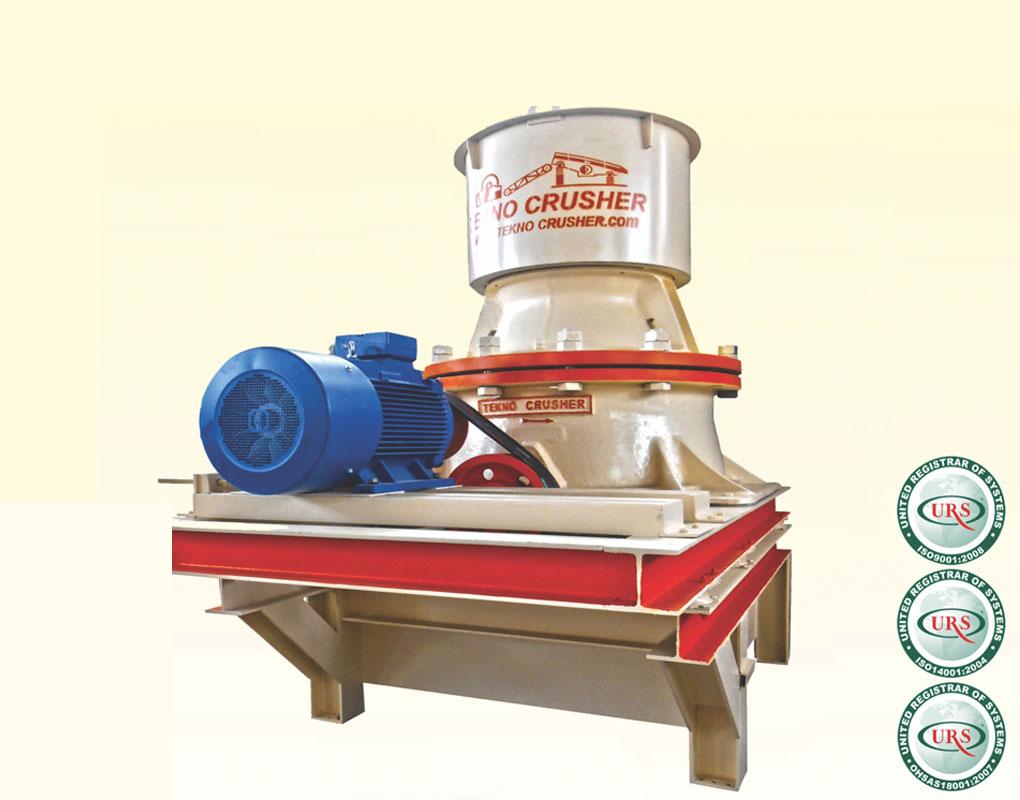 hydrocone-crusher
